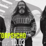 A Mammoth for The First Time in Romania: MOTORPSYCHO Live in Timișoara