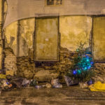 'The Praised Tree' – Revived Garbage Christmas-Trees, by Răzvan Dima