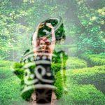 Freya in The Garden of Soul (Ep 17)- Photo & Text by Irina Gache