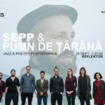 Jazz Updates Prezintă: Jazz & Poetry Performance (SEPP & Pumn de Țărână)