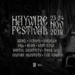 Haywire Festival. Un Fenomen Într-o Lume în Care Liniștea Doare
