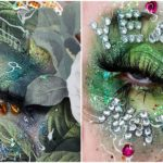 This Australia Based Artist Creates Intricate, Dreamy Make-ups